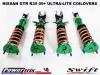 (R35) GTR ULTRA-LITE COILOVERS & SWIFT SPRINGS