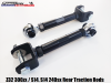 ADJUSTABLE REAR TRACTION RODS