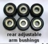 ENERGY SUSPENSION REAR ADJUSTABLE ARM BUSHINGS